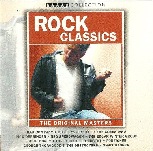 Rock Classics The Original Masters Rock Classics The Original Masters