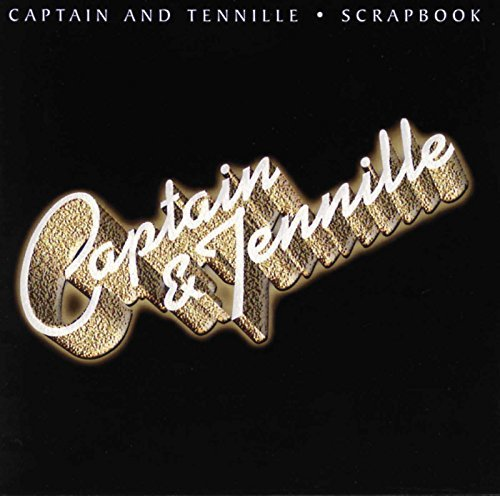 Captain & Tennille Scrapbook Import Gbr