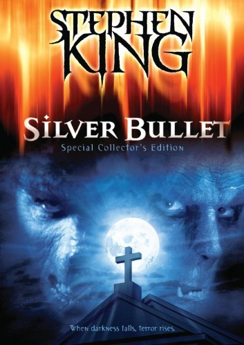 Silver Bullet Busey Haim Mcgill Follows DVD R Ws
