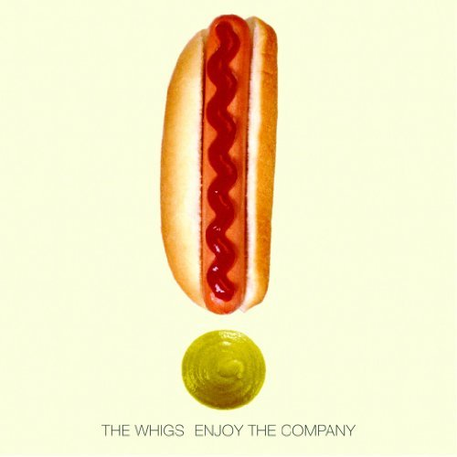 Whigs Enjoy The Company Digipak