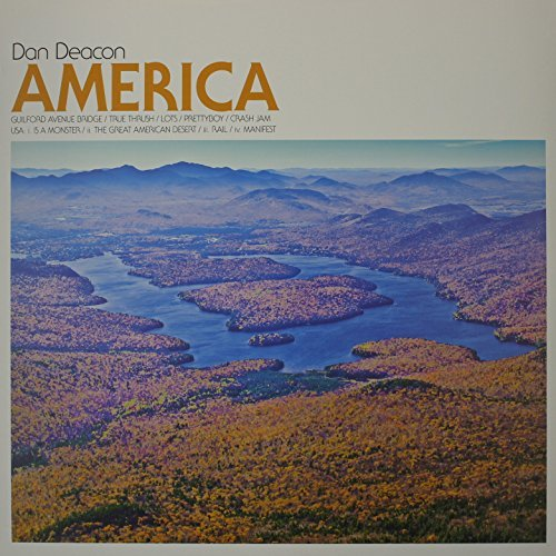 Dan Deacon America Incl. Mp3 Download