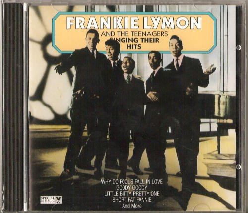 Frankie & The Teenagers Lymon Singing Their Hits