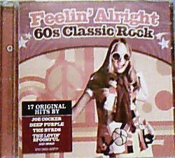 Various Feelin' Alright 60s Classic Rock