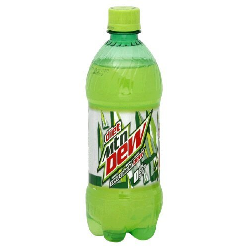 Beverage Mountain Dew Diet 20 Oz.