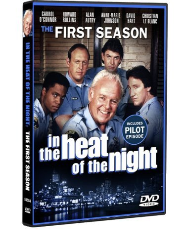 In The Heat Of The Night First Season Nr