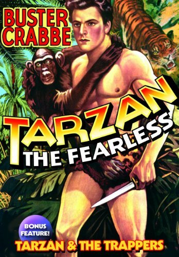 Tarzan The Fearless Crabbe Buster Bw Nr