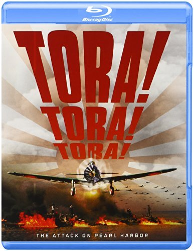 Tora! Tora! Tora! Balsam Whitmore Robards Cotton Blu Ray Ws G