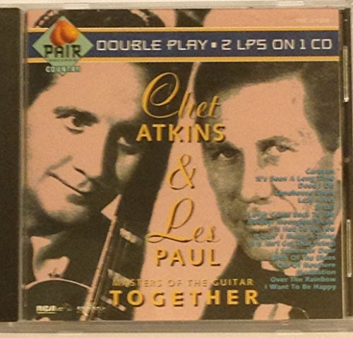 Atkins Paul Masters Of Guitar Together
