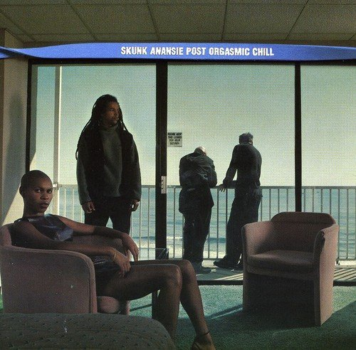 Skunk Anansie Post Orgasmic Chill Import Eu