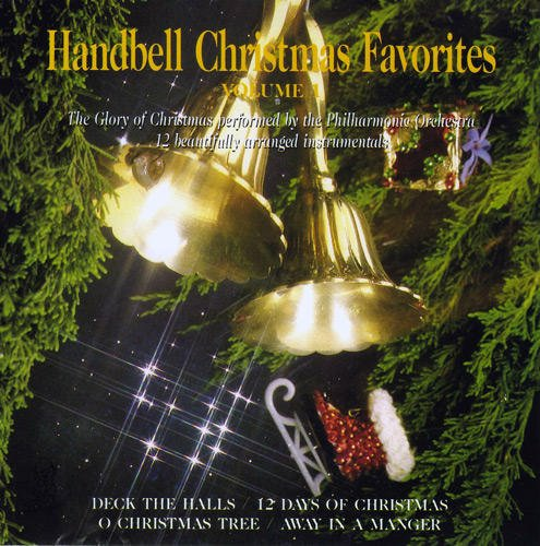 Handbell Christmas Favorites Vol. 1 Handbell Christmas Favorites