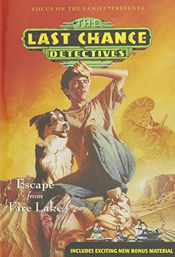 Last Chance Detectives Escape From Fire Lake