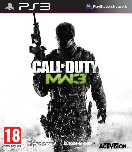 Ps3 Call Of Duty Modern Warfare 3 Activision Inc. M