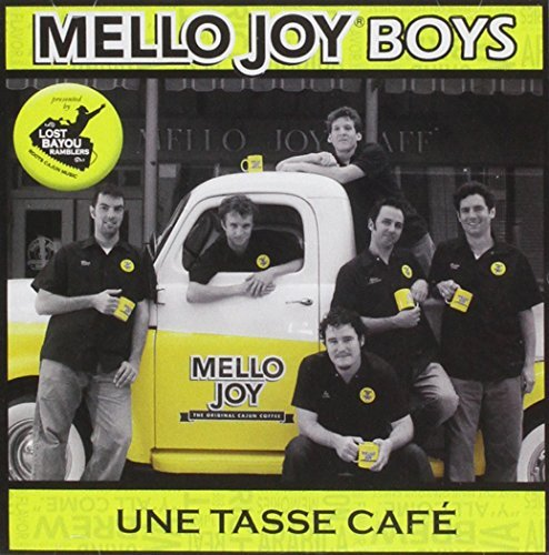 Mello Joy Boys Une Tasse Cafe