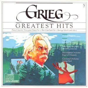 E. Grieg Greatest Hits