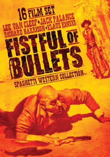 Fistful Of Bullets A Spaghett Fistful Of Bullets A Spaghett R 4 DVD