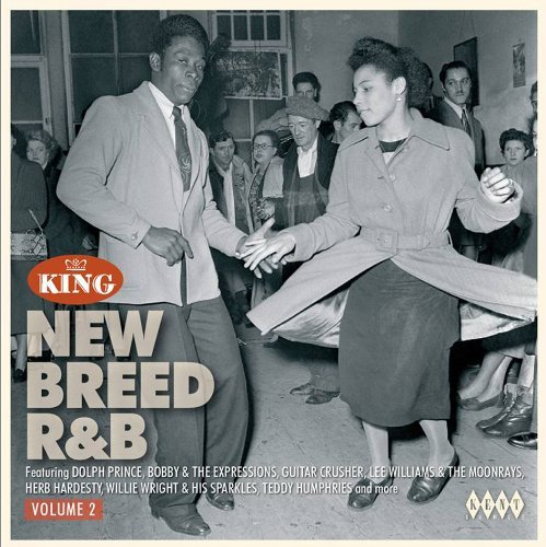 King New Breed R&b Vol. 2 King New Breed R&b Import Gbr