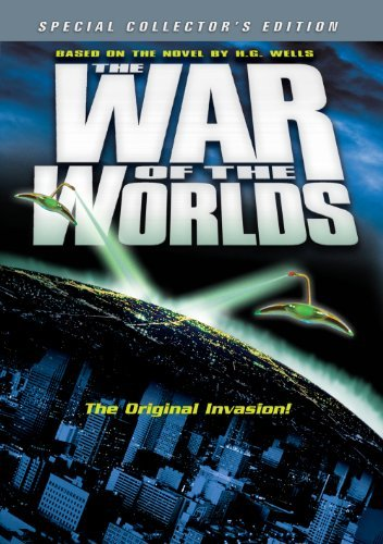 War Of The Worlds (1953) War Of The Worlds (1953) DVD G