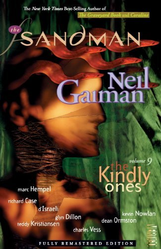 Neil Gaiman The Kindly Ones