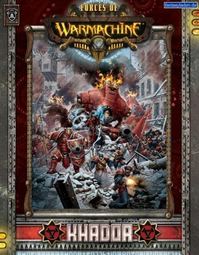 Privateer Press Khador Forces Of Warmachine