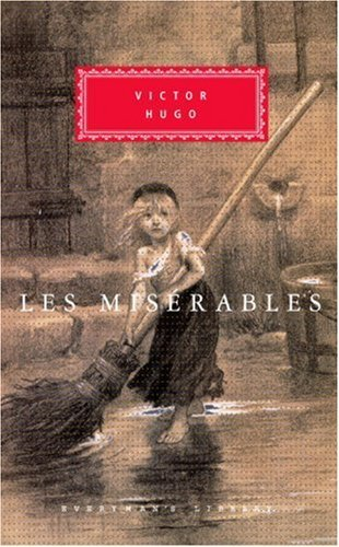 Victor Hugo Les Miserables [with Ribbon Marker]