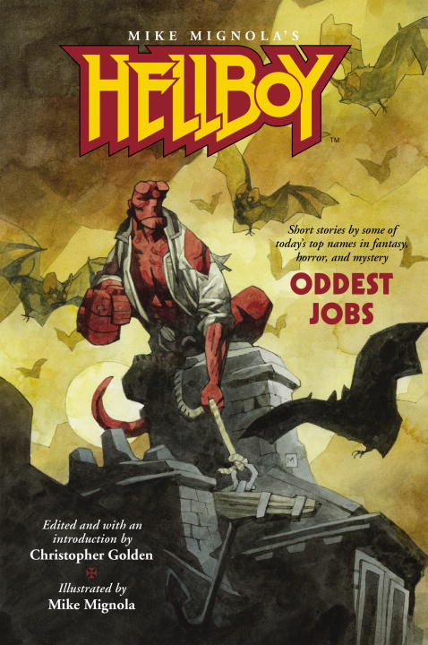 Mike Mignola Oddest Jobs