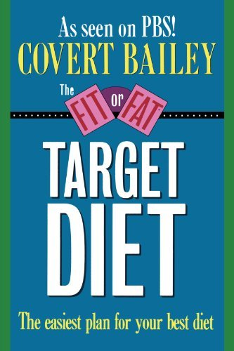 Covert Bailey The Fit Or Fat Target Diet