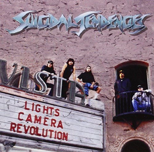 Suicidal Tendencies Lights Camera Revolution Import Gbr
