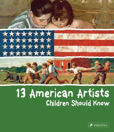 Brad Finger 13 American Artists Children Should Know