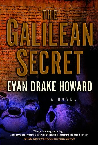 Evan Drake Howard The Galilean Secret