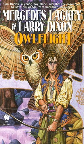 Mercedes Lackey Owlflight