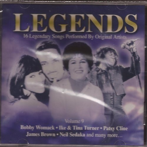 Legends Vol. 9