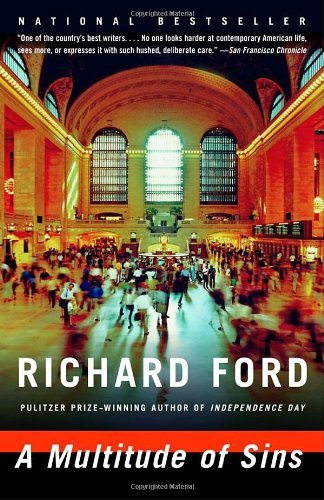 Richard Ford A Multitude Of Sins