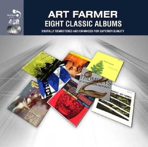 Art Farmer Eight Classic Albums Import Gbr 4 CD
