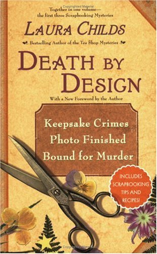 Laura Childs Death By Design