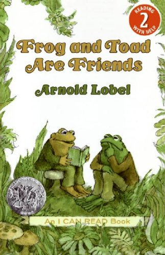 Arnold Lobel Frog And Toad Are Friends Bound For Schoo