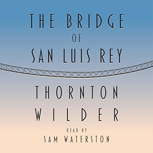 Richard Ferrone Bridge Of San Luis Rey ; 3.5 Hours On