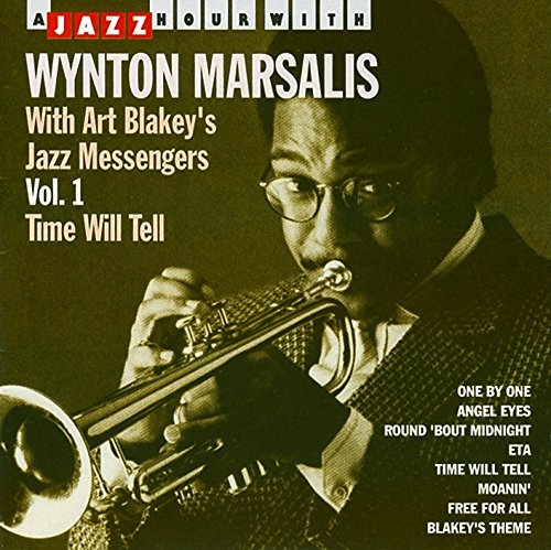 Wynton V 1 Marsalis With Art Blakey's Messengers Import Eu