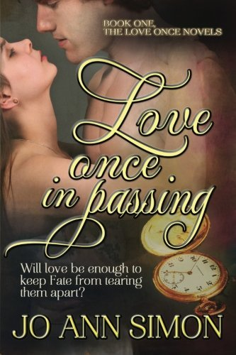 Jo Ann Simon Love Once In Passing