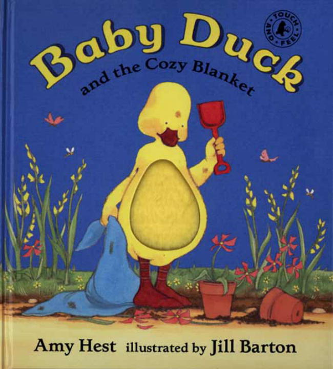 Amy Hest Baby Duck And The Cozy Blanket