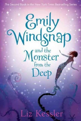 Liz Kessler Emily Windsnap And The Monster From The Deep