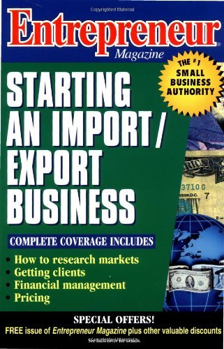 Entrepreneur Magazine Entrepreneur Magazine Starting An Import Export Business