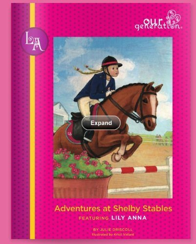 Julie Driscoll Adventures At Shelby Stables