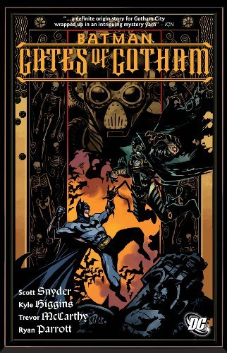 Scott Snyder Gates Of Gotham