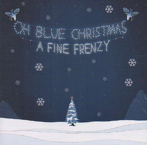 Fine Frenzy Oh Blue Christmas Import Eu