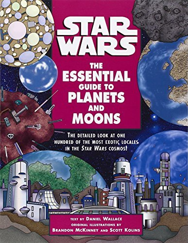 Daniel Wallace The Essential Guide To Planets And Moons