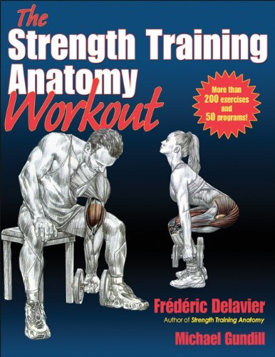 Frederic Delavier The Strength Training Anatomy Workout
