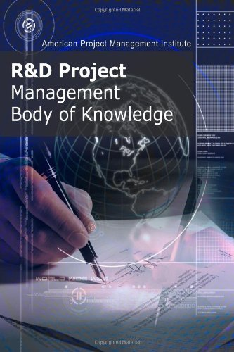 Chiu Chi Wei R&d Project Management Body Of Knowledge
