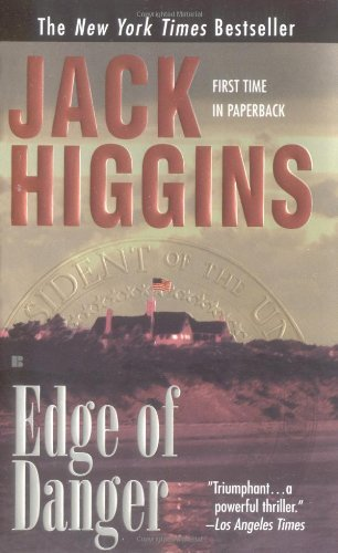 Jack Higgins Edge Of Danger
