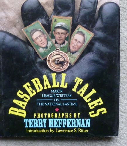 Terry Heffernan Baseball Tales Major League Writers On The National Pastime