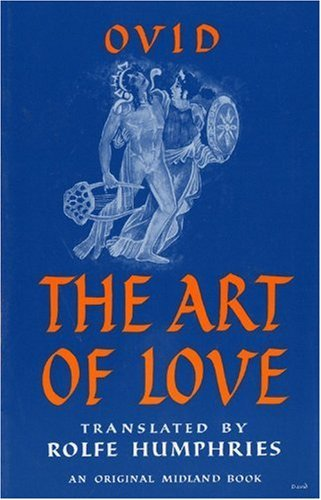 Ovid The Art Of Love